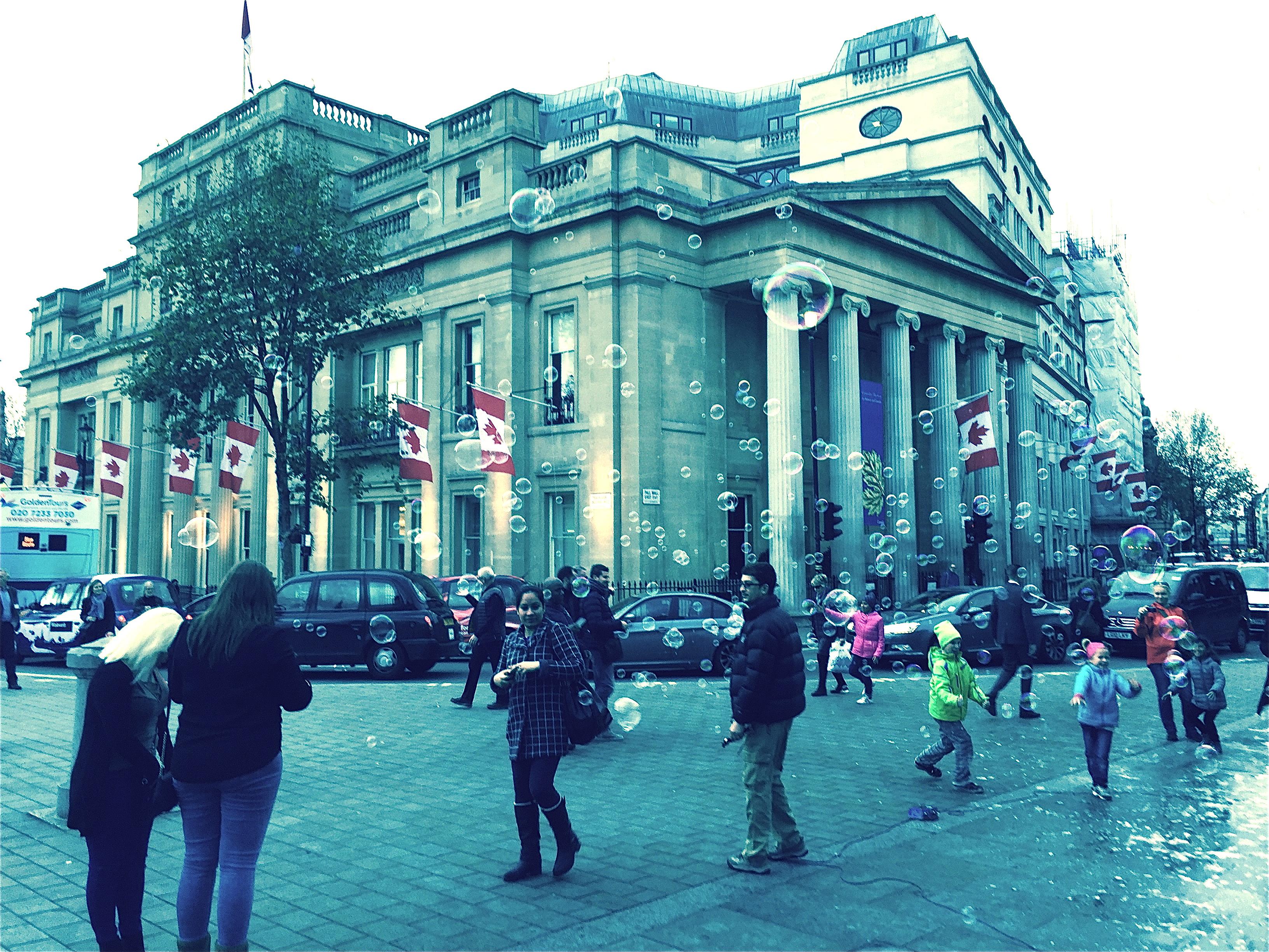 Canada House November 2015